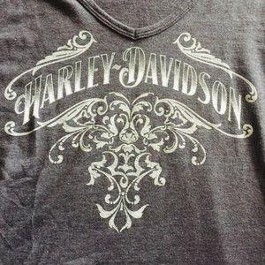 Harley Davidson Panama City Thunder Beach shirt